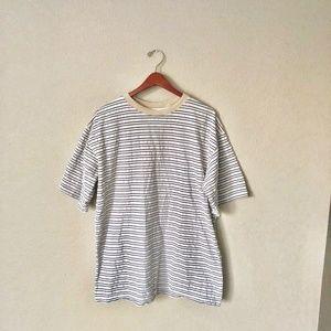 Vintage Woolrich Striped Ringer T-Shirt